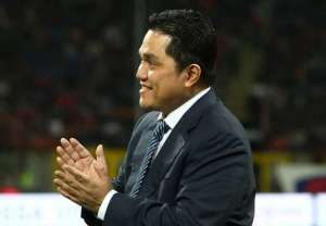 Grand Diamond City  : Thohir